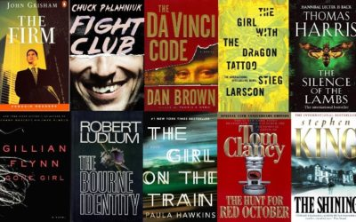 Thrillers to Read Before You Die