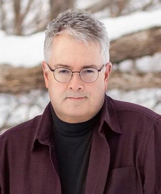 Action Thriller author Brian Freeman