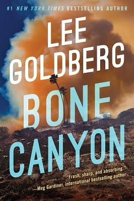 Best Mystery books of 2021 Bone Canyon