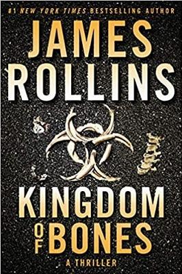 Best Thrillers 2021 Kingdom of Bones