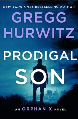 Best Thrillers of the year Gregg Hurwitz Prodigal Son