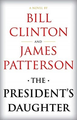 Paterson and Clinton Best Thrillers of 2021