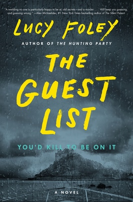 Books for Fall The Guest List
