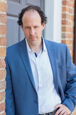 Brad Parks Thriller Author Interview