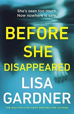 Review: Before She Disappeared