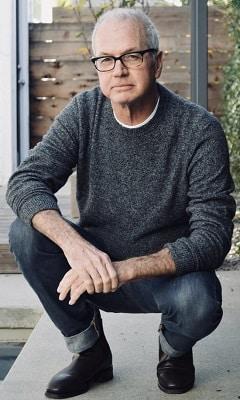 Political Thriller Author Chris Hauty