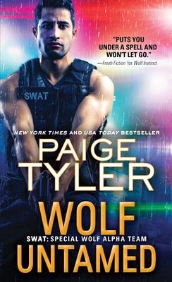 Romantic Thriller Wolf Untamed