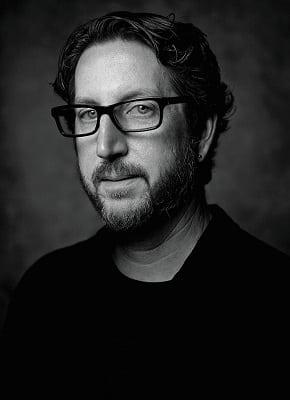 supernatural thriller author Paul Tremblay