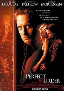 Best Detective Movie A Perfect Murder