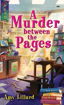 Cozy Mystery A Murder Between The Pages