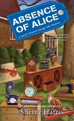 Cozy Mystery ABSENCE OF ALICE