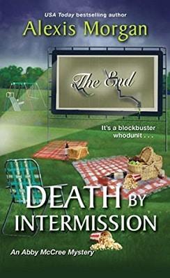 Cozy Mystery Death By Intermission