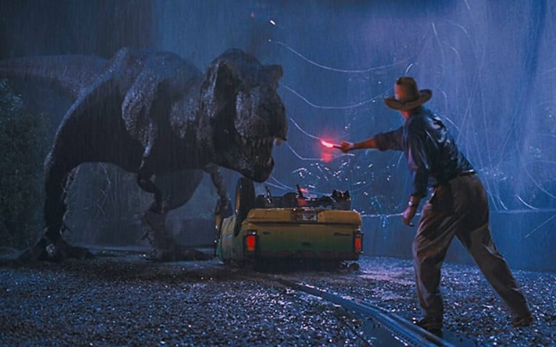 Jurassic Park Technothriller