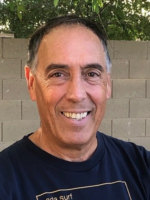 Organized Crime Novels Gary Ponzo Headshot