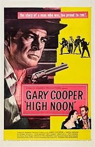 Western Thriller Movies High Noon