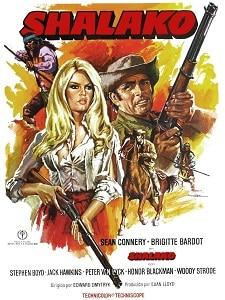 Western Thriller Movies Shalako