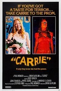 YA Supernatural Thriller Carrie