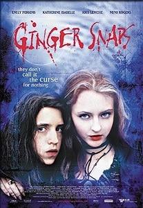 YA Supernatural Thriller Ginger Snaps