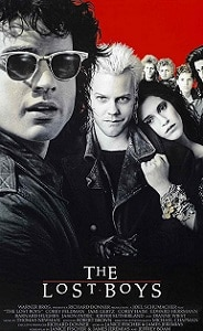 YA Supernatural Thriller The Lost Boys