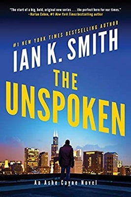mystery and suspense THE UNSPOKEN
