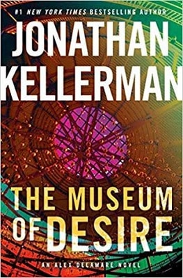police procedural THE MUSEUM OF DESIRE