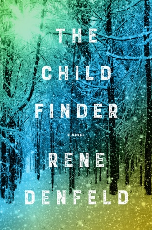 supernatural thriller characters THE CHILD FINDER