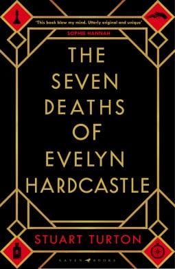 supernatural thriller characters THE SEVEN DEATHS OF EVELYN HARDCASTLE
