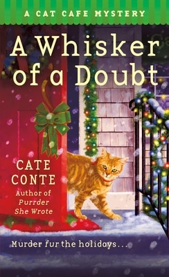 Cozy Mystery A Whisker of Doubt