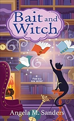 Cozy Mystery BAIT AND WITCH