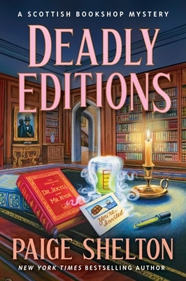 Cozy Mystery DEADLY EDITIONS