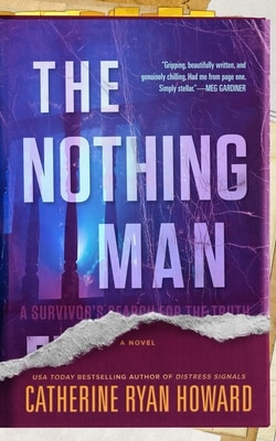 Crime Thriller Books The Nothing Man
