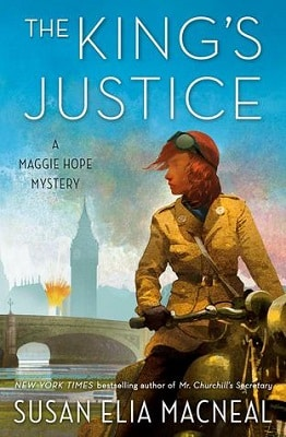 Historical Mystery THE KING'S JUSTICE