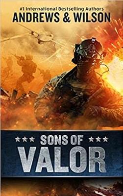 Military Thriller SONS OF VALOR