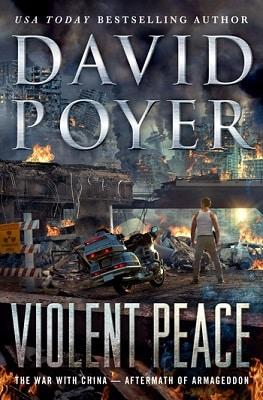 Military Thriller VIOLENT PEACE