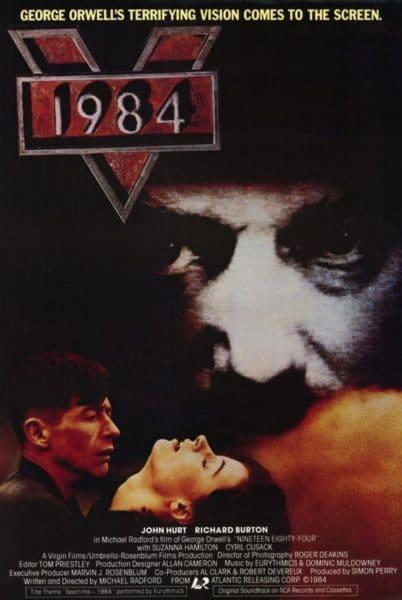 Political Thriller Movies 1984