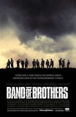 Best World War 2 Fiction BAND OF BROTHERS