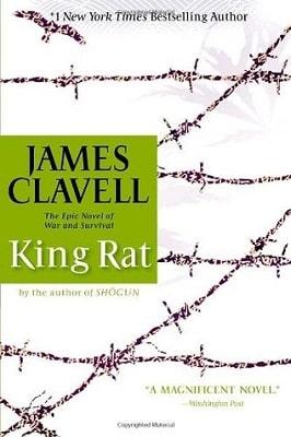 Best World War 2 Fiction KING RAT