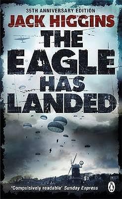 Best World War 2 Fiction THE EAGLE HAS LANDED