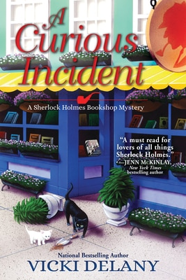 Cozy Mystery A CURIOUS INCIDENT