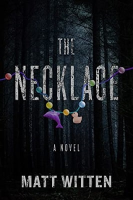Crime thriller books THE NECKLACE