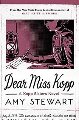 Historical Suspense DEAR MISS KOPP