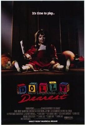 Horror Dolls DOLLY DEAREST