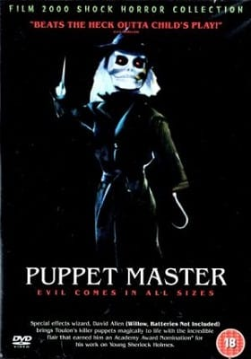 Horror Dolls PUPPET MASTER
