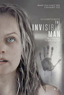 Horror Movie THE INVISIBLE MAN