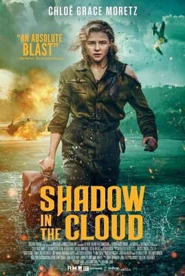 Horror Movies Shadow in the Cloud