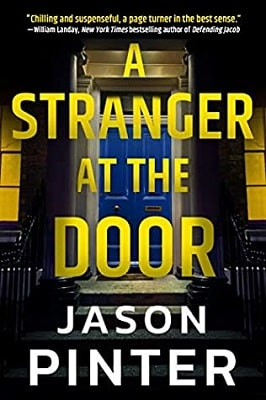 Mystery Books A STRANGER AT THE DOOR