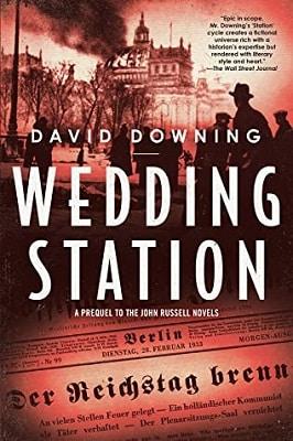 Mystery Books WEDDING STATION