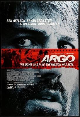 Spy Thriller Books to Movies ARGO