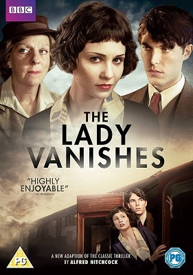 Spy Thriller Books to Movies THE LADY VANISHES