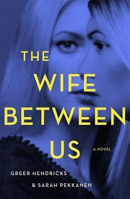 Thriller Books THE WIFE BETWEEN US